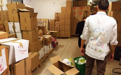 Abbiamo bisogno di te, il 12 ottobre diventa volontario per un giorno!