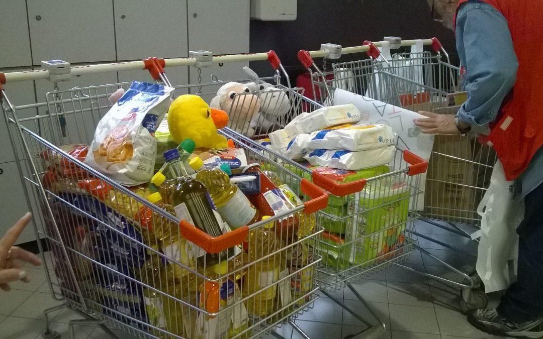 raccolta alimentare empori bologna