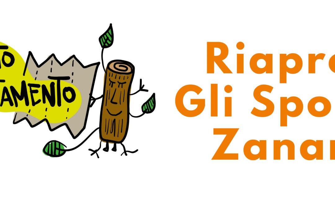 Riaprono Sportelli Di Supporto al Lavoro Case Zanardi